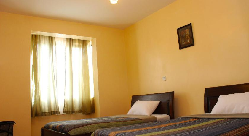Golden Garden Furnished Apartment