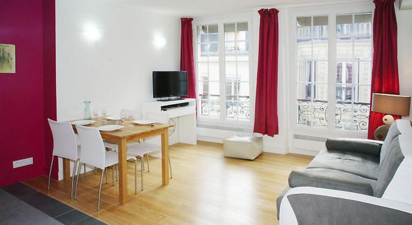 Apartment Saint-Honoré - 4 adults