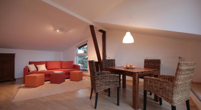 Charmante Dachwohnung mit Terrasse - Mainz | Bedandbreakfast.eu