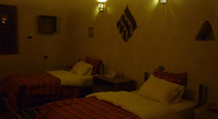 Двойна стая Carols Ghaliet Ecolodge Siwa