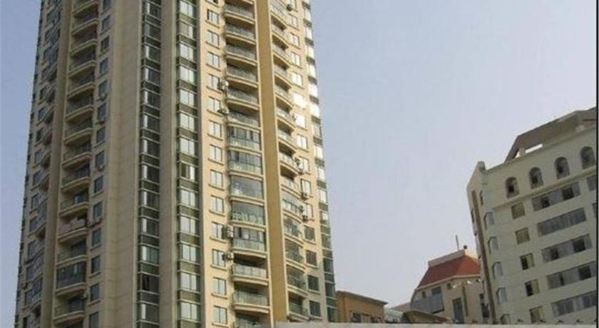 Exterior view Qingdao Bright Moon on the Sea Holiday Apartment