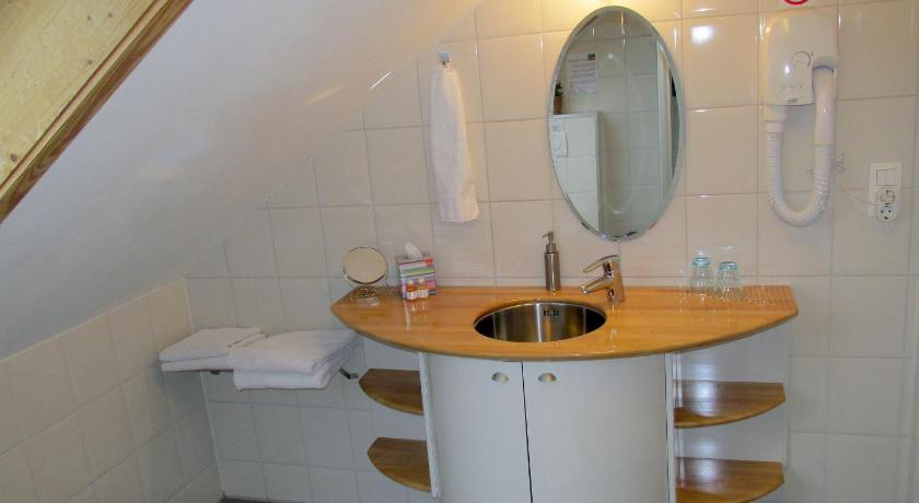 Suite - Koupelna Bed & Breakfast Zuidplas