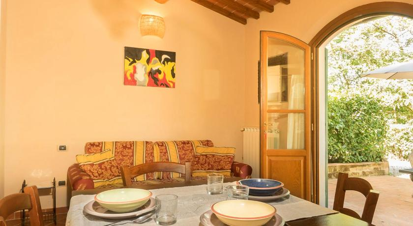 One-Bedroom Apartment Podere Il Giardino