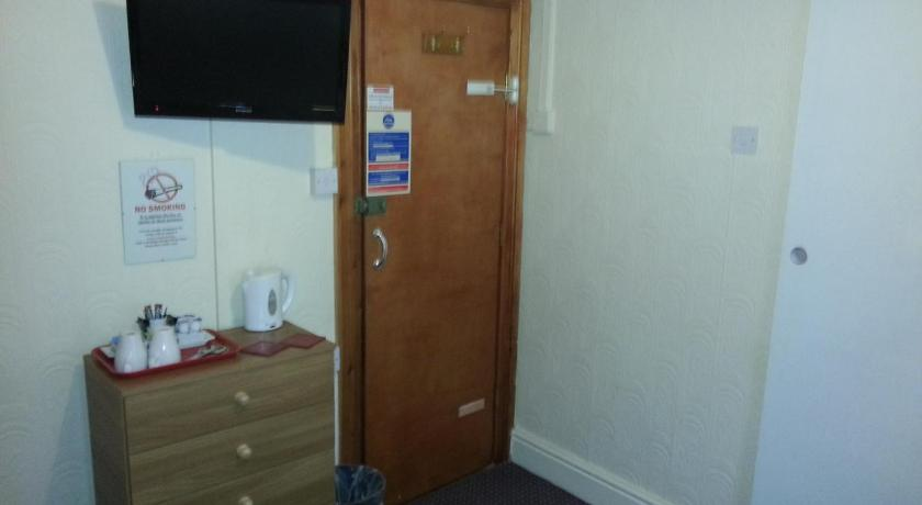 Budget Double Room - Guestroom The Middleton