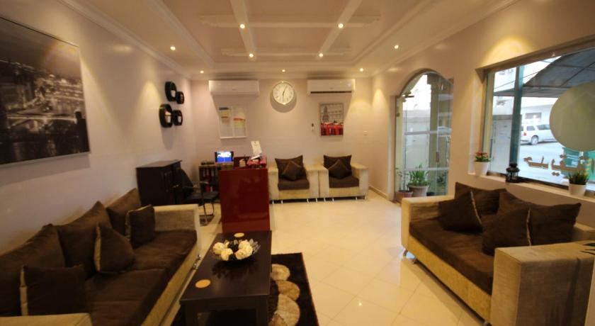 Lobby Al Khobar Garden Furnished Units (Families Only)