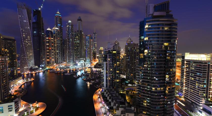 Marina Hotel Apartments: