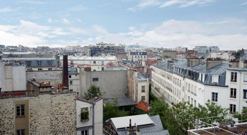شاهد صورنا الـ40 Apartment Ledru Rollin - 4 adults