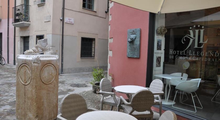 Hotel Museu Llegendes de Girona 4