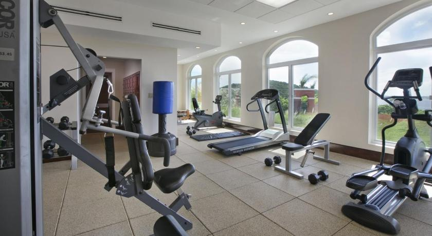 Fitnesscenter Sea Glass Villas