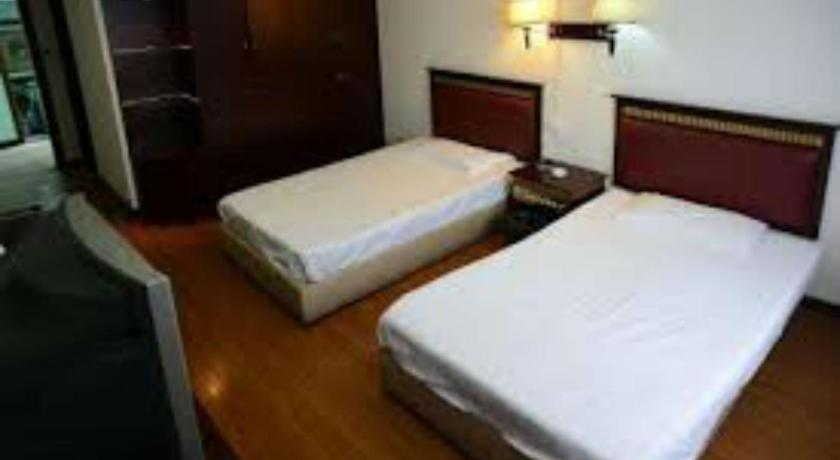 Mainland Chinese Citizens- Business Twin Room  - Стая за гости Hangzhou Dingyu Business Hotel