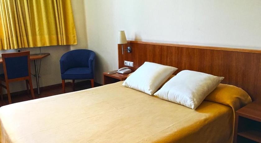 Double or Twin Room - Bed Hotel Berga Park