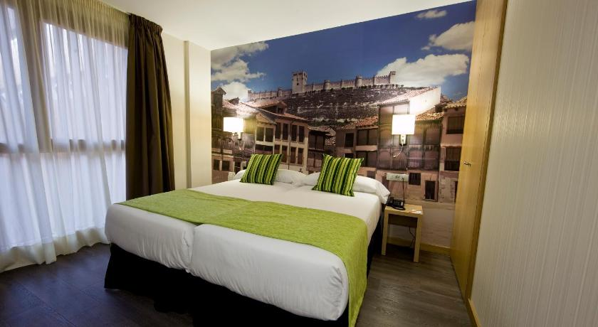 boutique hotels with family rooms en Valladolid  Imagen 40