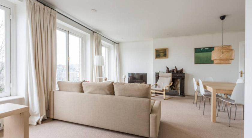 Apartament Superior Apartment Overlooking Amstel River
