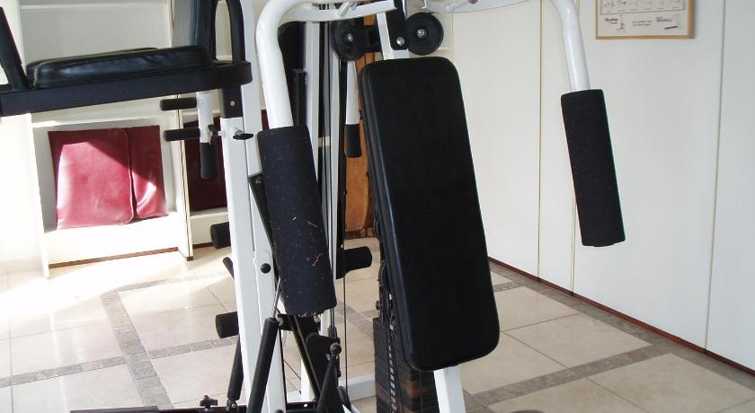 Fitness center Apartments Villa Vosilla