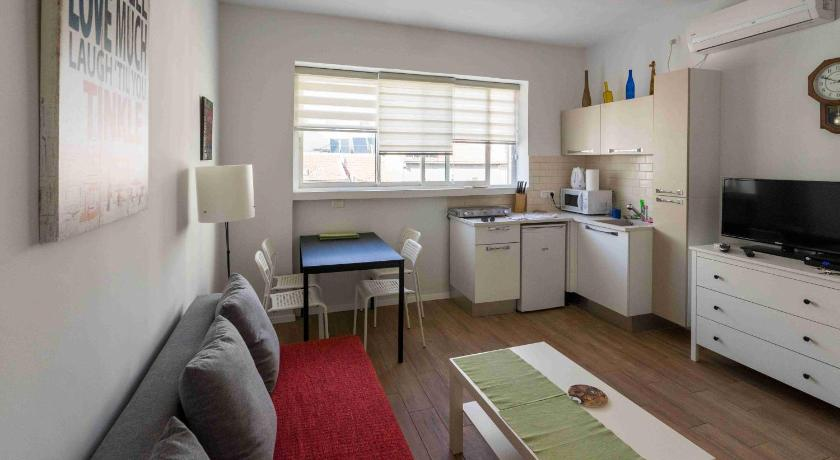 Подробнее о Jerusalem D Apartment