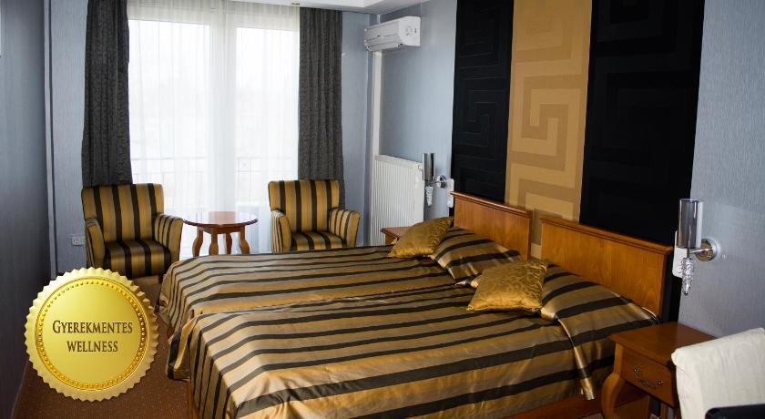 Double Room - Guestroom Duna Relax & Event Hotel