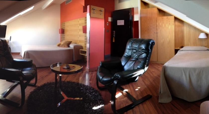 Hotel Q!H Centro León 54