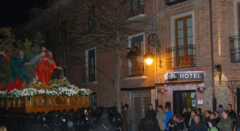 Hotel Q!H Centro León 57