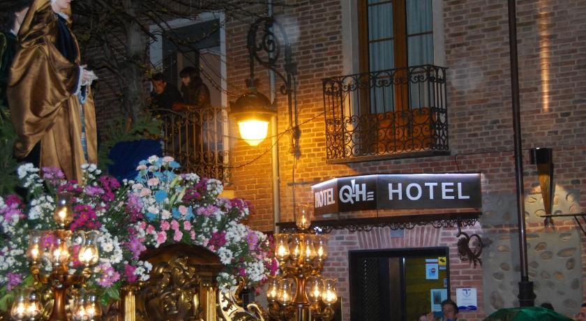 Hotel Q!H Centro León 12