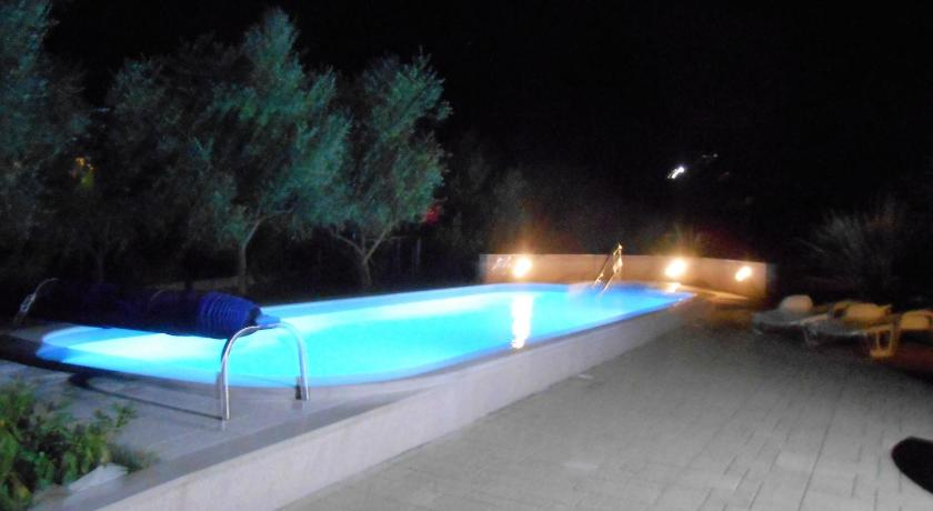 Swimmingpool Villa Apolonija
