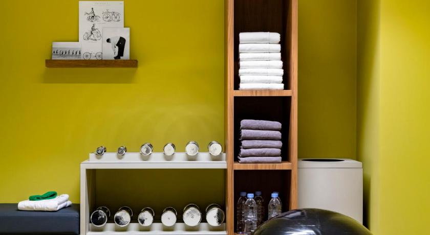 Fitnesscenter Okko Hotels Cannes Centre