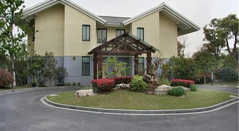 Gucun Park Hotel Shanghai China