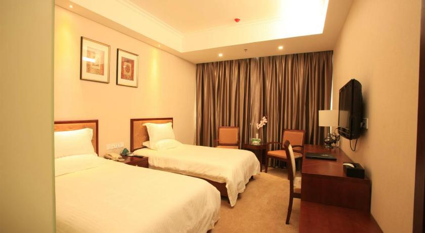 See all 6 photos GreenTree Inn Shanxi Jinzhong JieXiu Railway Station Express Hotel