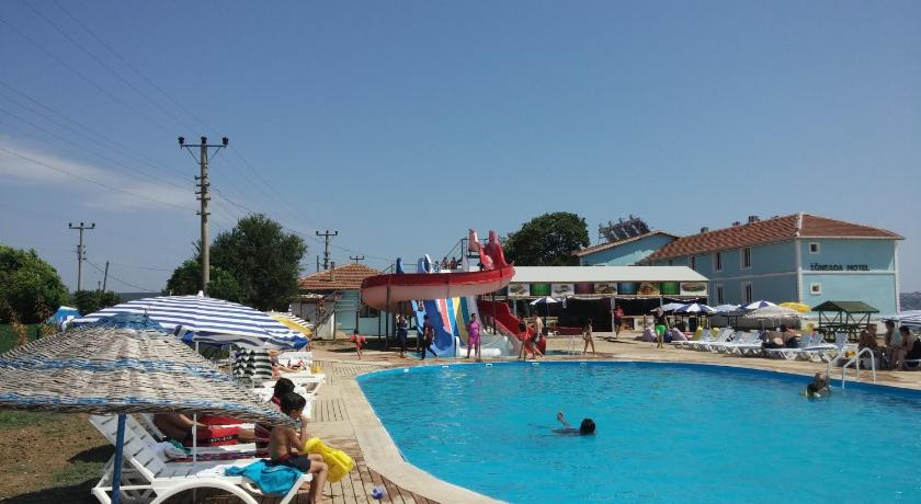 Swimmingpool Igneada Motel