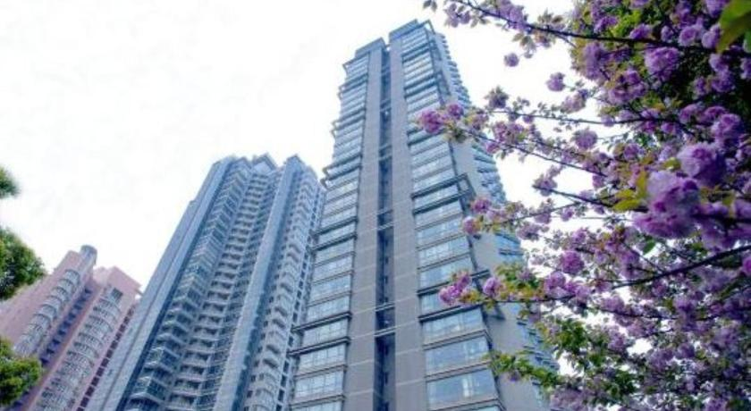 مدخل Tianmao Binjiang Executive Apartment