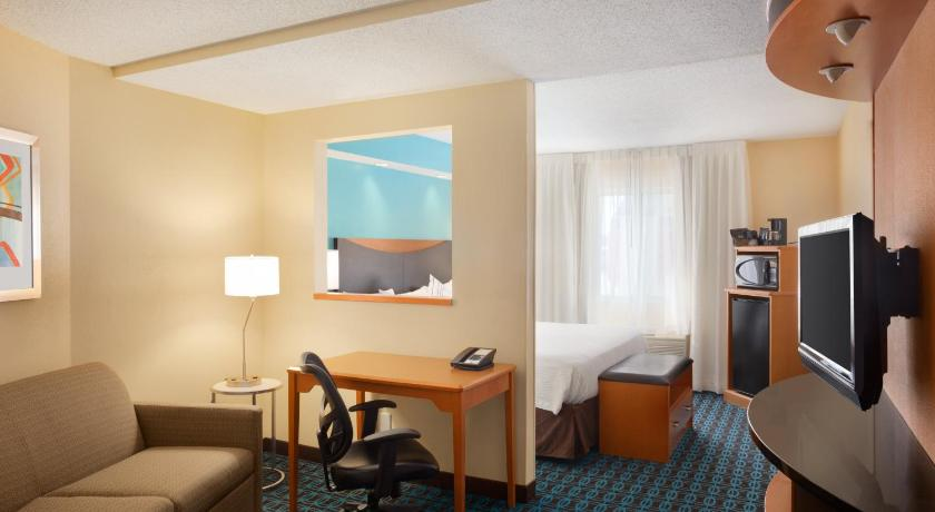 Zimmer Fairfield Inn & Suites Minneapolis St. Paul/Roseville