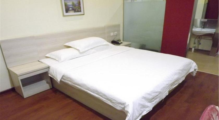 Mainland Chinese Citizens - Double Room - Special Offer - Bed Beijing Mengchao Business Hotel