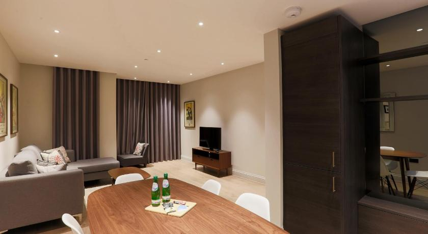 Belvedere Holborn Executive Apartment