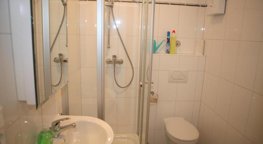 Appartement - Dusche Bermuda Apartment