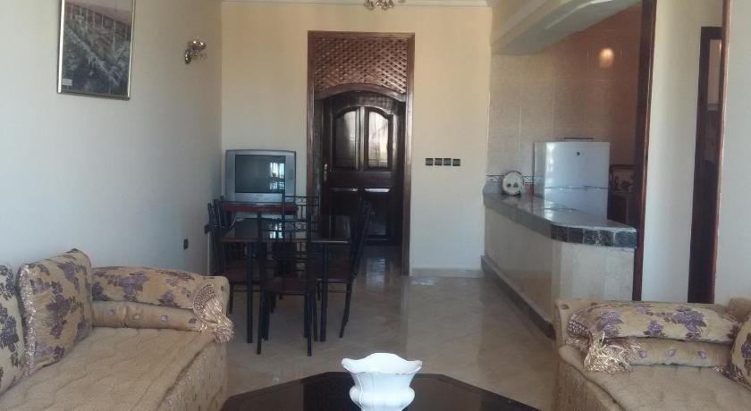 شقة Tanger Beach Appartment
