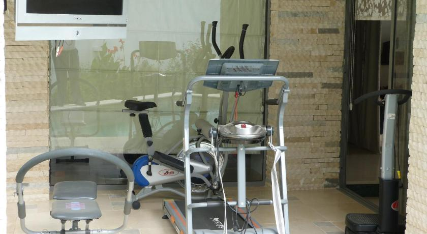 Fitness center Villa Riadh Al Andalouss