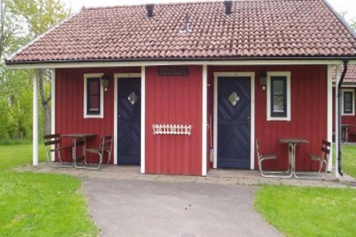 Mösseberg Camping Och Stugby Scheelegatan, Box 52130 Falköping