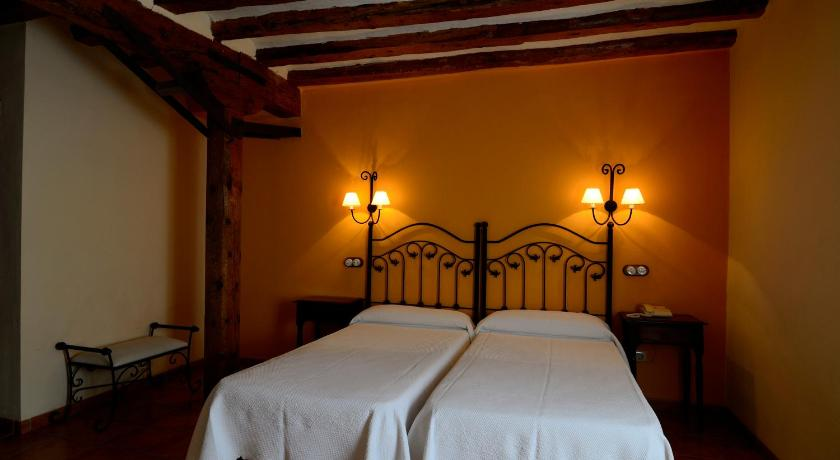 hoteles con encanto en albarracín  11