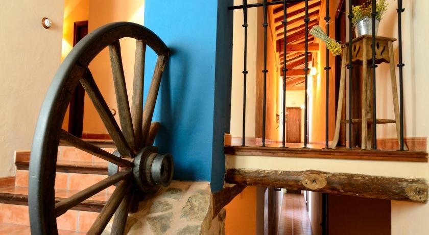 hoteles con encanto en albarracín  14