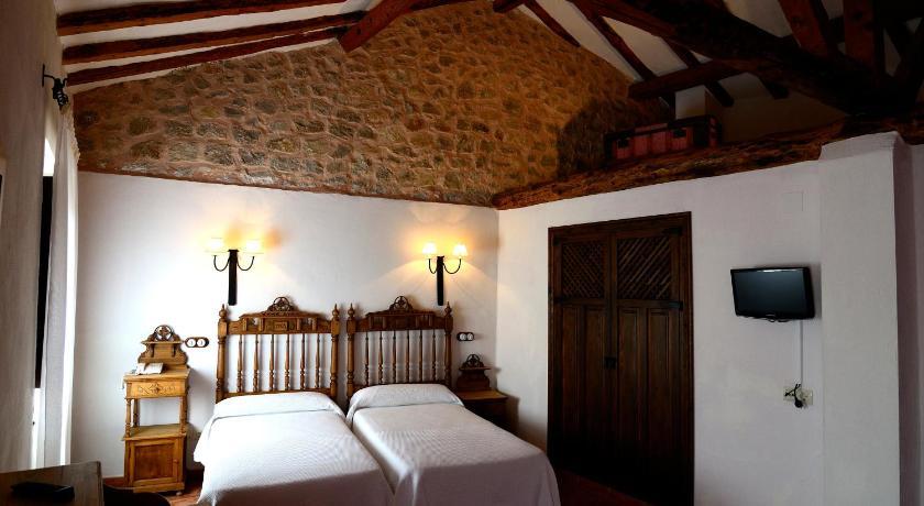 hoteles con encanto en albarracín  18