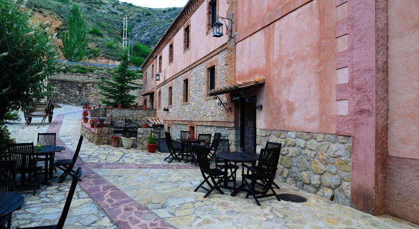 hoteles con encanto en albarracín  27