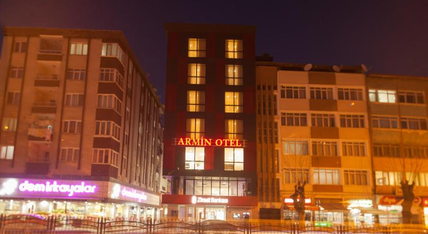 More about Armin Hotel