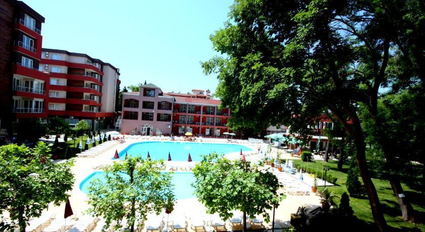 佐尼特薩千禧公寓Zornitsa Millennium Apartments