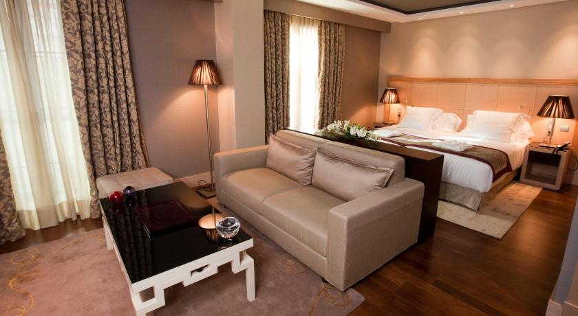 Nexus Valladolid Suites & Hotel 1