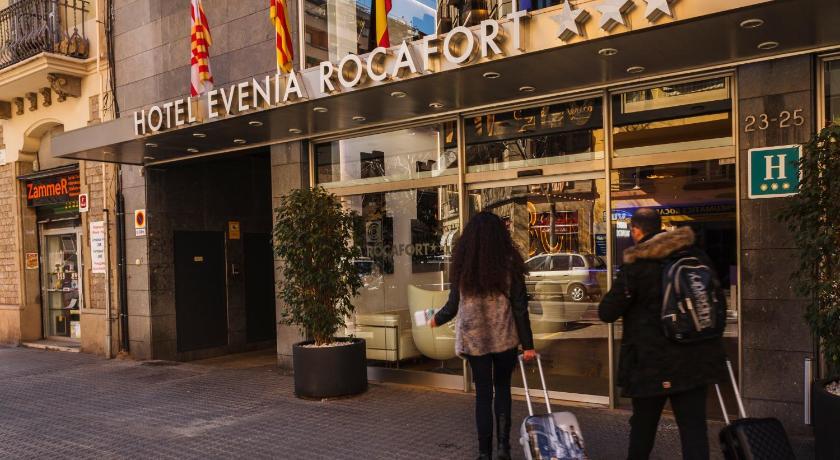 Evenia Rocafort - Barcelona
