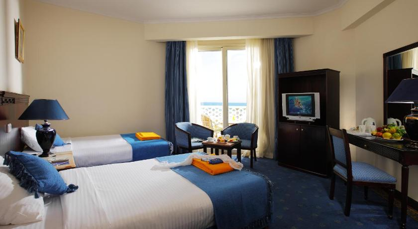 Triple Room with Access to Aquapark - Vista Golden 5 Almas Palace Hotel & Resort