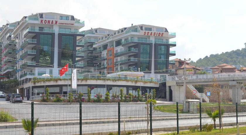 Konak Luxury Direct Beach Apartments
