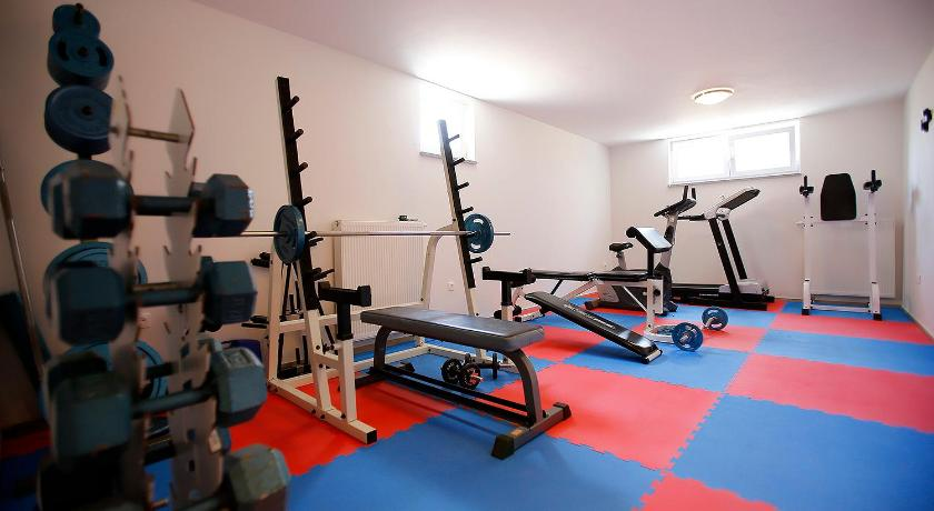 fitness centrum Apartment San Antonio