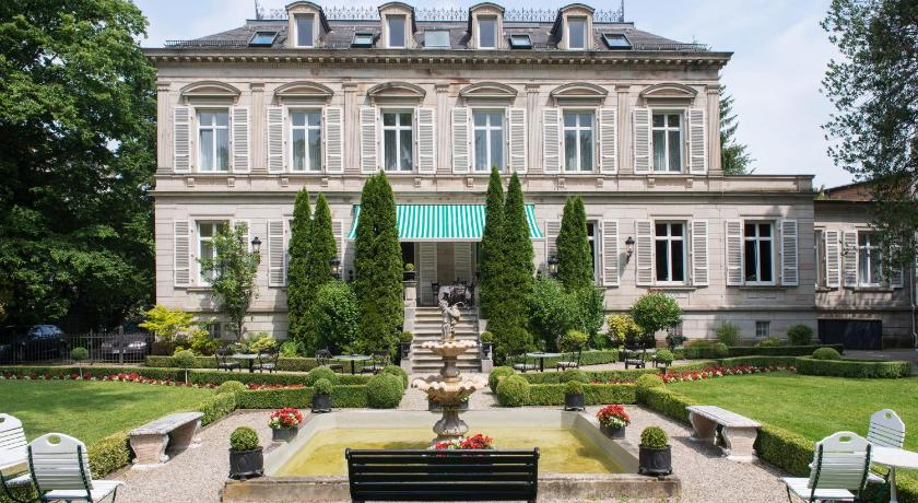Best price on hotel belle epoque in baden baden reviews for Epoque hotel