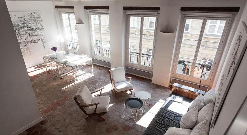 Más sobre onefinestay - Rue Saint-Dominique private home II