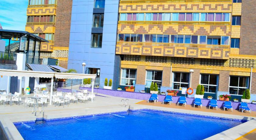 Best price on hotel maya alicante in alicante costa - Hotels in alicante with swimming pool ...